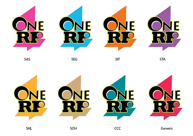 OP 2011 School Logos