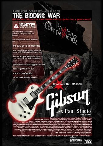 IGNITE! 2010 Guitar EDM