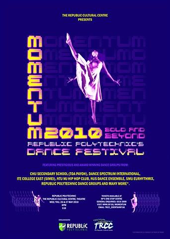 Momentum 2010 Poster