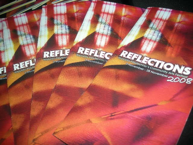 Reflections 2008 Programme Booklets