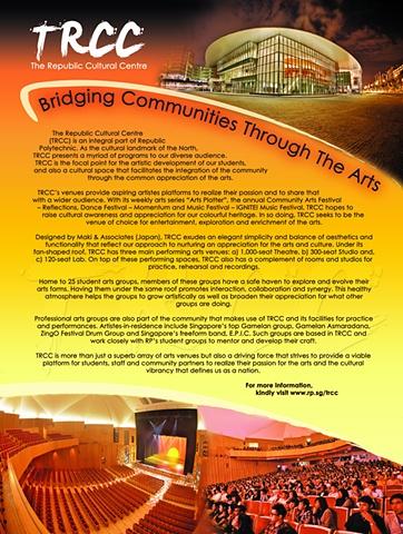 TRCC Ad Poster