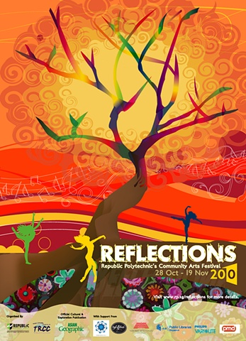 Reflections 2010 Poster