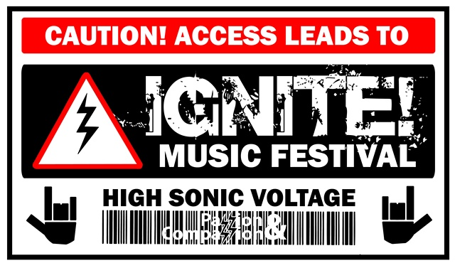 IGNITE! 2010 Entrance Banner