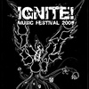 IGNITE! 2009 Concept drawing