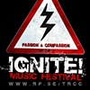 IGNITE! 2009 Sticker