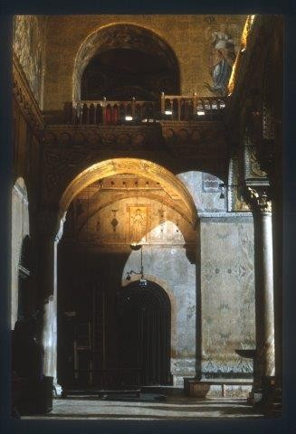 Basillica San Marco, interior, Venice Italy