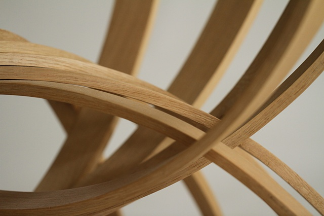 Radial Coffee Table (detail)