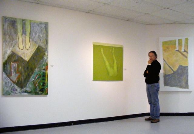 Aurora Gallery Defying Genre Show