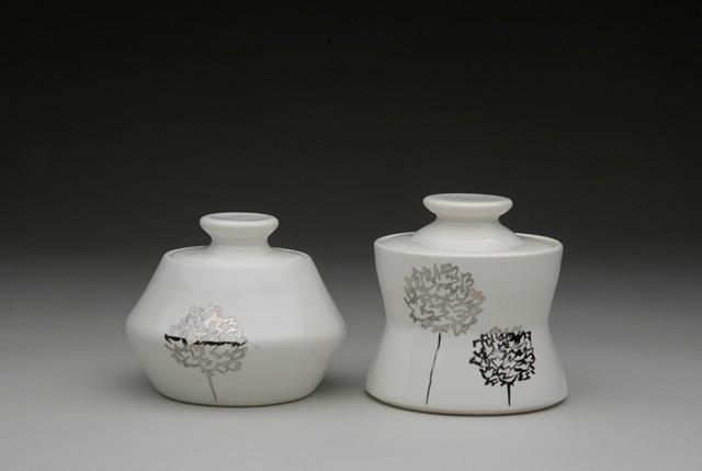 Carnation Jars