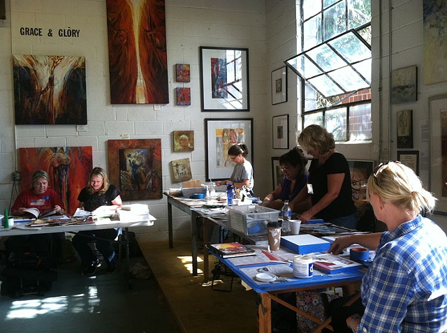 Two Day Workshops at Warehouse Studio