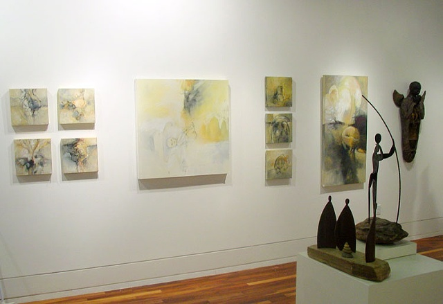 Spiritual in Contemporary Art / Upstairs Gallery