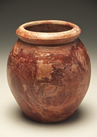 nature story vase