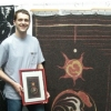 Andrew with Earth Mother