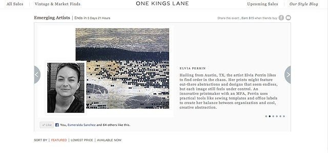 One Kings Lane Collaboration
