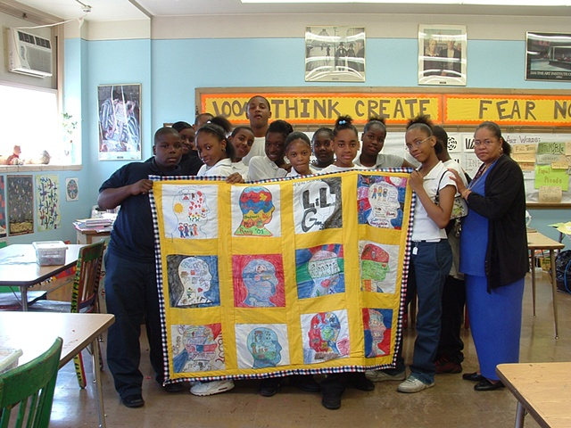 Quilting our Collective History