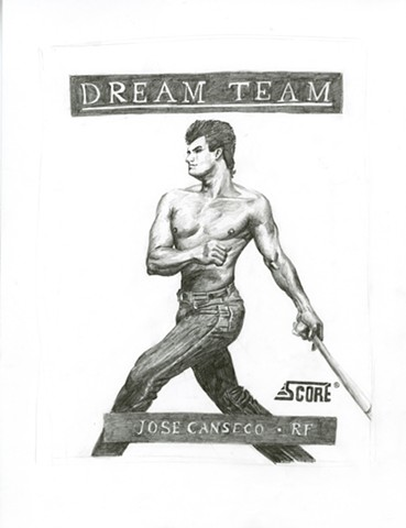Jose Canseco (Score 1991)