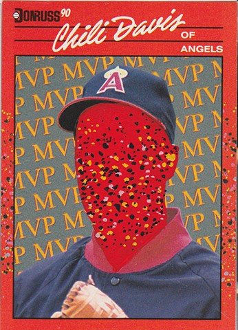 '90 Donruss Chili Davis