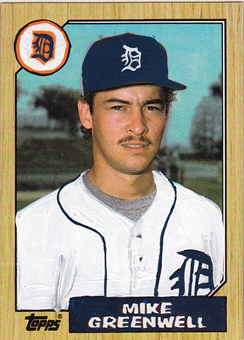 Everyone is on the Tigers- Mike Greenwell