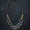 Squarrow Necklace From the Arrow Collection