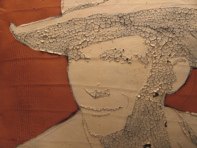 Hank Williams.  detail.