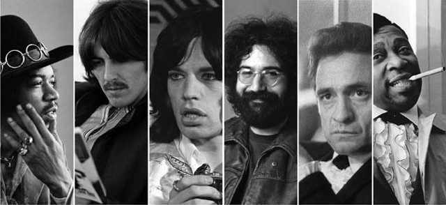 Every Picture Tells a Story.  The Rolling Stone Years.