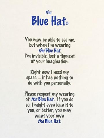 the Blue Hat concept