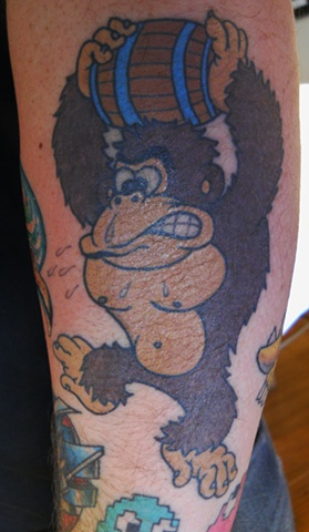 Donkey Kong