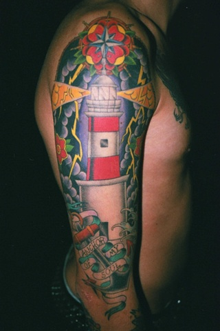 Light House (anchor of my soul)