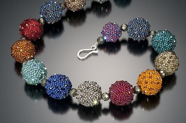 Sparkle Beaded Beads