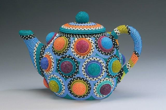 """""""Oval Teapot"""""""