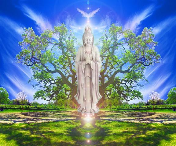 Goddess, Quan Yin, Divine Feminine, Mother of Mercy