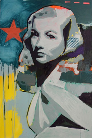 Veronica, Available at Contemporain Gallery Baton Rouge, LA