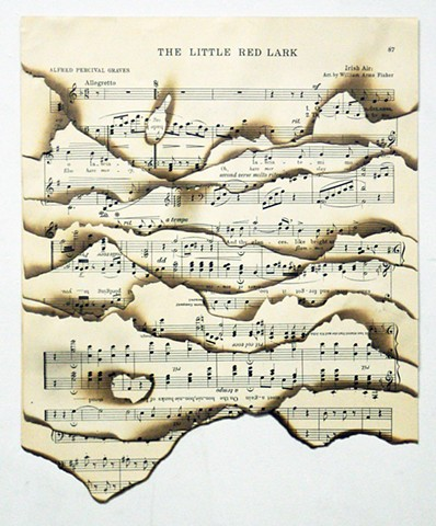 The Little Red Lark, from The Forgotten Song series