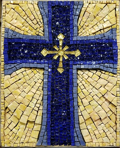 Mosaic Cross, Mosaic, Cross