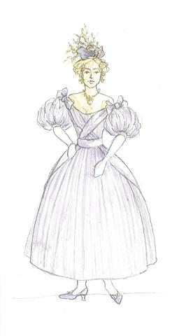 Lucinda Wedding Act 1