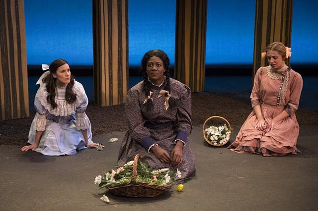 Wendla, Martha, and Thea