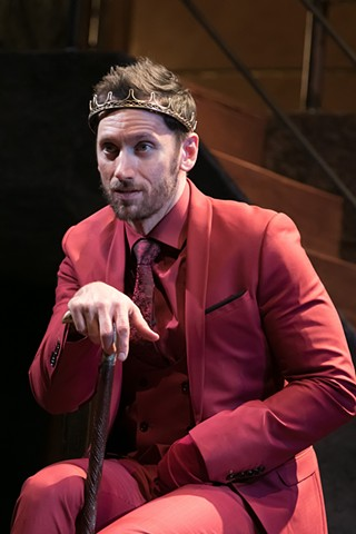 Richard as King