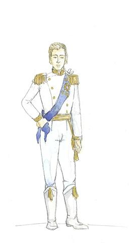 Cinderella's Prince  Wedding  Act 1