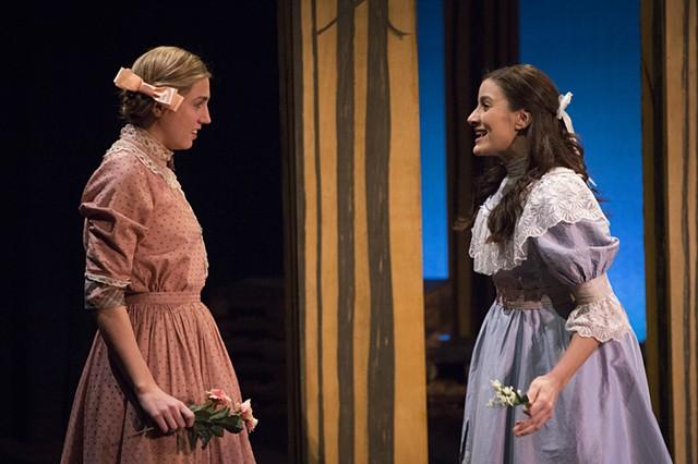 Thea and Wendla