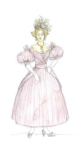 Florinda Wedding Act 1