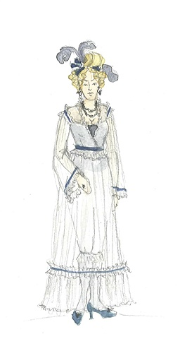 Stepmother  Before the Ball Act 1