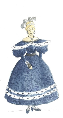 Stepmother At the Castle Act 2