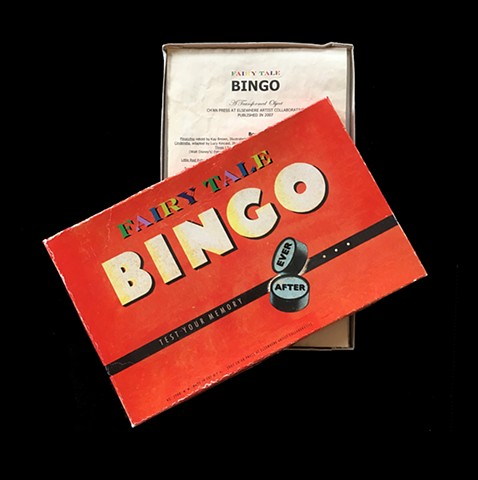 Bingo Box opened