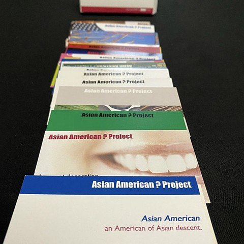 Asian American ? Project