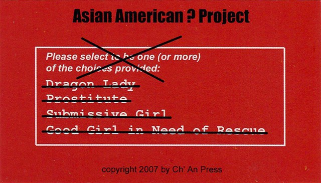 Asian Women Stereotypes