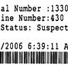 Barcode 489