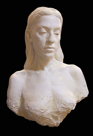 female study bust