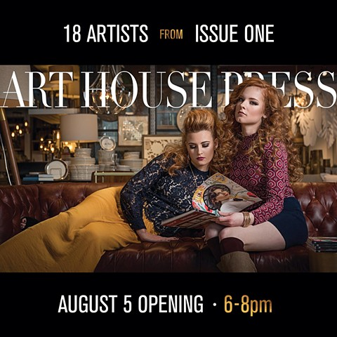 Art House Press Exhibit 2016
