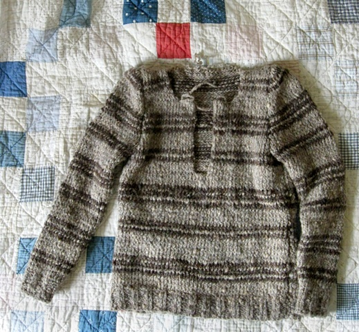 Assembled Sweater