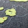 Lichen Study #10 detail